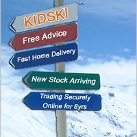 Welcome to the Kidski Shop - Now in our 6th Year of online trading
